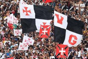 A torcida foi quem fez mais bonito na Arena Maracanã (foto: www.vasco.com.br)