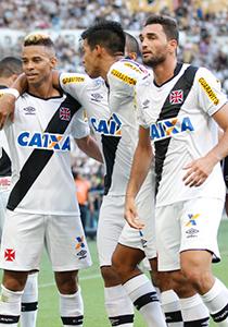 O herói da final e o artilheiro do time (foto: www.vasco.com.br)
