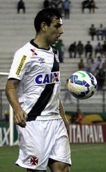 Herrera marcou seu primeiro gol na estreia  como titular (foto:  www.vasco.com.br)