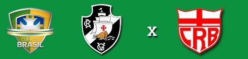 Vasco x CRB