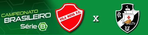 Vila Nova X Vasco