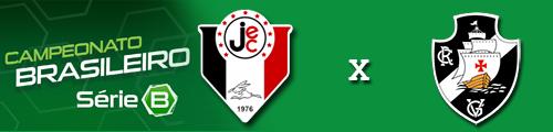 Joinville X Vasco