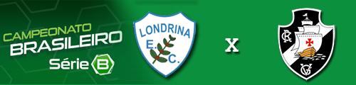 Londrina X Vasco