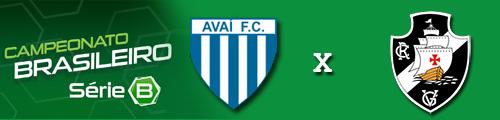 Avaí X Vasco