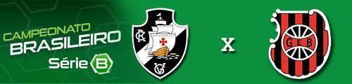 Vasco X Brasil de Pelotas