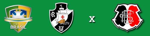 Vasco x Santa Cruz